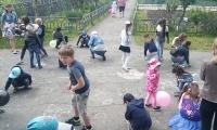 Проведение мероприятий Всеказахстанского праздника «Мы – дети твои, Казахстан! Нам жить в новом мире» и Международного Дня Защиты детей в Асановском сельском округе